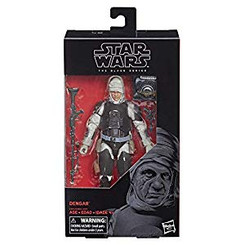 Star Wars Black Series 6-Inch Dengar Action Figure