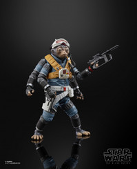 Star Wars Black Series 6-Inch Rio Durant Action Figure