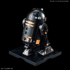 Star Wars Bandai R2-Q5 1/12 Scale Character Model Kit