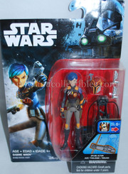 Star Wars Rogue One Sabine Wren 3.75-Inch Action Figure