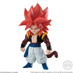 DragonBall Super Adverge 8 Super Saiyan 4 Gogeta 2.5-Inch Figure
