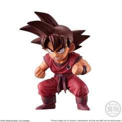 DragonBall Super Adverge 8 Son Goku Keioken ver. 2.5-Inch Figure