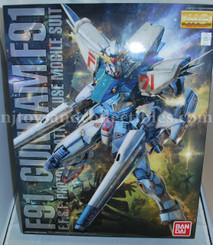Gundam Master Grade: Gundam F91 Ver. 2.0 Model Kit