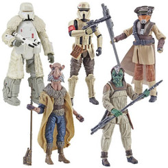Star Wars Vintage Collection Wave 4 3.75-Inch Action Figure Case