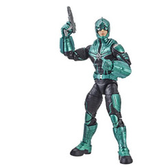 Marvel Legends Captain Marvel Wave 1 Starforce Commander 6-Inch Action Figure