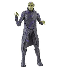 Marvel Legends Captain Marvel Wave 1 Talos Skrull 6-Inch Action Figure