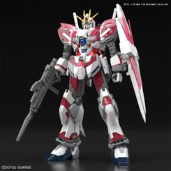 Gundam High Grade: Narrative Gundam C Packs Gundam NT Model Kit