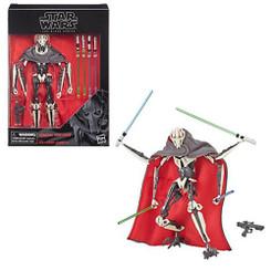 Star Wars Black Series 6-Inch General Grievous Action Figure