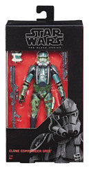 Star Wars Black Series Clone Commander Gree 6-Inch Action Figure