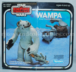Star Wars Vintage ESB Wampa Creature with Box