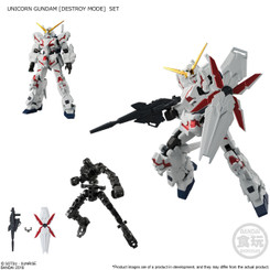 Gundam G Frame: Unicorn Gundam Model Kit