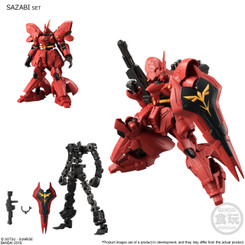 Gundam G Frame: Sazabi Model Kit