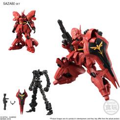 Gundam G Frame: Sazabi Model Kit