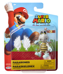 Nintendo World of Nintendo Parabones 4-Inch Action Figure