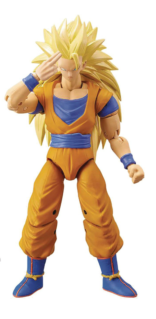 Dragonball Super Dragon Stars Wave Aa Ss3 Goku 6 Inch Action Figure