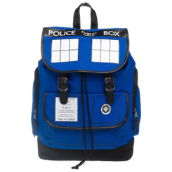 Doctor Who Tardis Rucksack Backpack