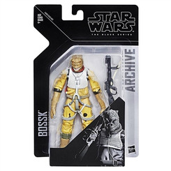 Star Wars Archive Series Wave 1: Bossk 6-Inch Action Figure, Not Mint Packaging