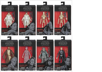 Star Wars Black Series Wave 20 6-Inch Action Figure Case
