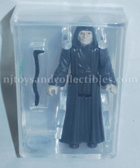Vintage Star Wars Loose Emperor Action Figure AFA 85
