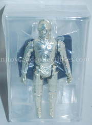 Vintage Star Wars Loose C-3PO w/Removable Limbs Action Figure AFA 85