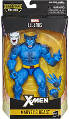 Marvel Legends X-Men Wave 4: Beast 6-Inch Action Figure
