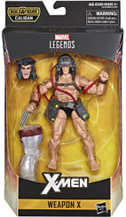 Marvel Legends X-Men Wave 4: Weapon X 6-Inch Action Figure