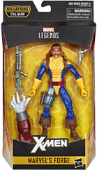 Marvel Legends X-Men Wave 4: Forge 6-Inch Action Figure