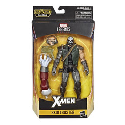 Marvel Legends X-Men Wave 4: Skullbuster 6-Inch Action Figure