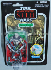 Star Wars Vintage Collection Revenge of the Sith General Grievous  Action Figure with Offer