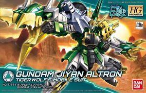 Gundam High Grade: Jiyan Altron Build Divers Model Kit