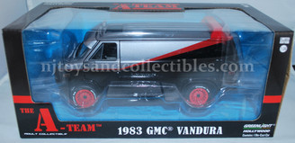 Diecast Vehicles: A-Team 1983 GMC Vandura