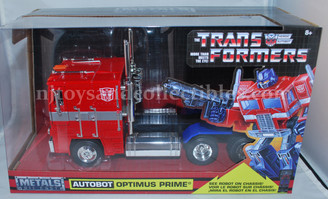 Diecast Vehicles: Transformers Optimus Prime Vehicle