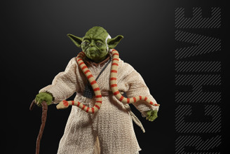 Star Wars Archive Series Wave 2: Yoda Action Figure