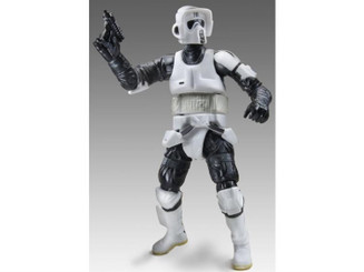 Star Wars Archive Series Wave 2: Biker Scout Action Figure