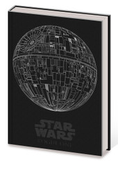 Star Wars Death Star Premium Journal