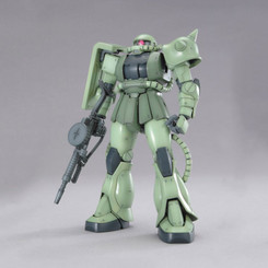 Gundam Master Grade: Zaku II MS-06J v.2 Model Kit