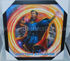 Marvel Doctor Strange Framed Wall Decor