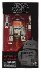 Star Wars Black Series Wave 21 6-Inch C1-10P Chopper Action Figure