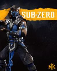 Mortal Kombat 11: Sub-Zero 7-Inch Premium Action Figure