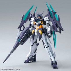 Gundam Master Grade: Gundam Build Divers AGEII Magnum Model Kit