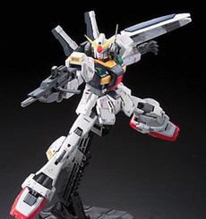 Gundam Real Grade: Gundam MK II Z Gundam Model Kit