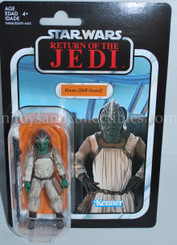 Star Wars Vintage Collection Wave 4: Klaatu 3.75-Inch Action Figure