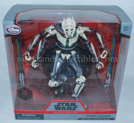 Star Wars Diecast Elite General Grievous Action Figure
