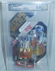 Star Wars 30th Anniversary R2-D2 with Coin AFA 9.0