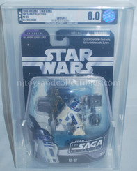 Star Wars Saga Collection R2-D2 AFA 8.0