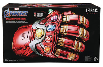 Marvel Legends Avengers Endgame Power Iron Gauntlet