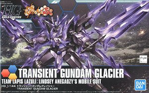Gundam High Grade: Transient Gundam Glacier Model Kit