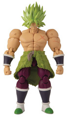 Dragonball Super Dragon Stars Wave CC: SS Broly 6-Inch Action Figure