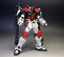 Gundam Master Grade: Buster Gundam Model Kit