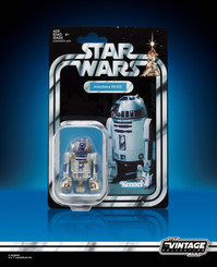 Star Wars Vintage Collection Wave 8: R2-D2 3.75-Inch Action Figure, NOT MINT BLISTER